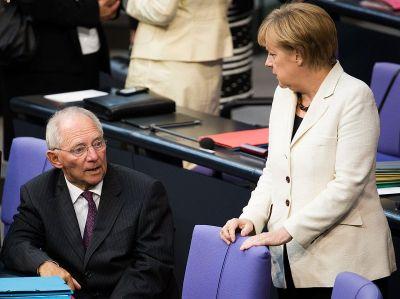 Grčki prijatelji Merkel i Schäuble