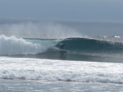 Balangan je raj za surfere iz cijelog svijeta