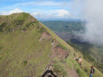 Vrh Mount Batura:Impresivna unutrašnjost otoka
