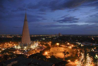 Spektakularna katedrala u Maringi