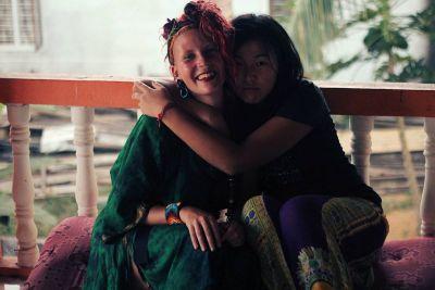 Tinka i Liza, ruska prijateljica kosih očiju