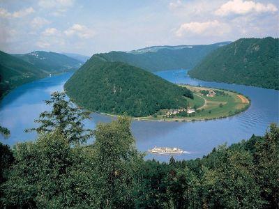 Spektakularno lijep krajolik oko Passaua