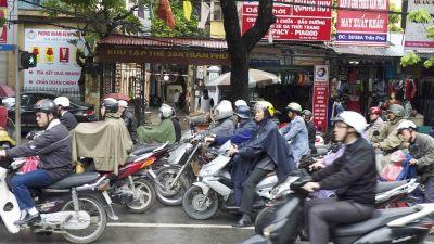 U Aziji su motori najbolje prometalo