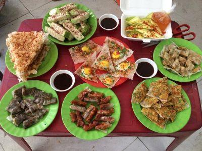 Hrana je u Aziji jako začinjena i na to se treba priviknuti