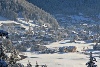 Canazei: Zabava ispred skijanja