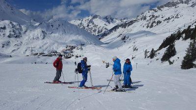 St Anton je opravdano u vrhu austrijske skijaške ponude