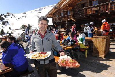 Gastro ponuda talijanskih Dolomita