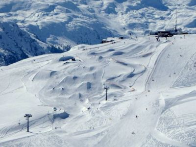St. Moritz ima čak tri sjajna skijališta