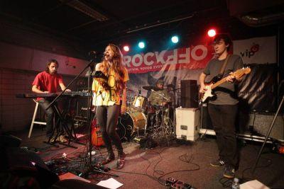 Sara Renar na RockOffu: Nažalost samo za prijatelje