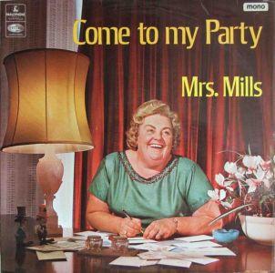 Dražesna gospođa Mills