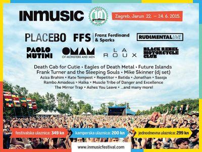 Kompletirani line up festivala