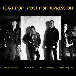 Iggy Pop: Post Pop Depresion