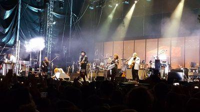 Arcade Fire su briljirali prvog dana festivala