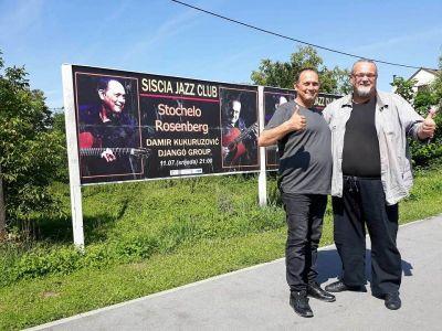 Rosenborg u Sisku s Damirom Kukuruzovićem