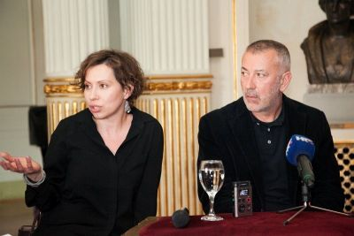 Tena Štivičić i Ivica Buljan