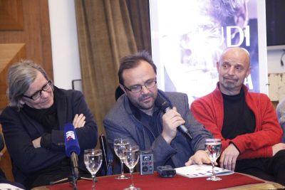 Janusz Kica, Mate Matišić i Goran Grgić