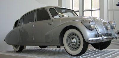 Luksuzna i revolucionarna Tatra 87
