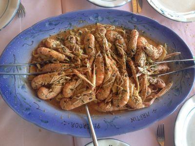Savršena buzara od škampi