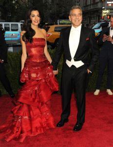 Amal Clooney izgledala je fantastično
