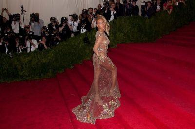 Beyonce se odlučila za atraktivnu golišavost