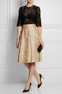 Elegantna midi suknja