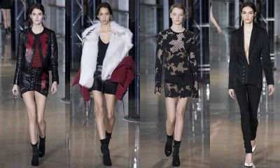 Anthony Vaccarello u Parizu