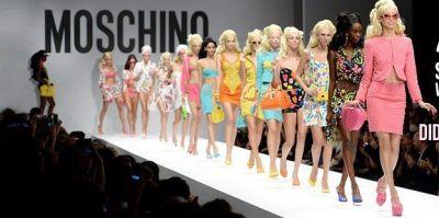 Moschinove Barbike, najveća atrakcija