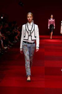 Ukrašene traperice Dolce&Gabbane
