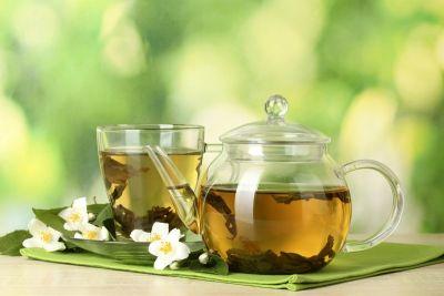 Zeleni čaj bogat je antioksidansima katehinima