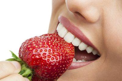 Jagode sadrže enzime koji izbjeljuju zube