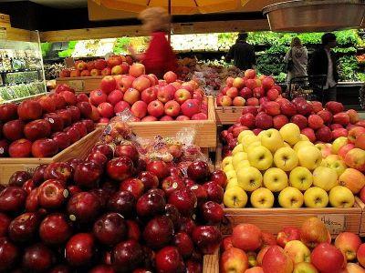 Jabuke su prirodna četkica za zube