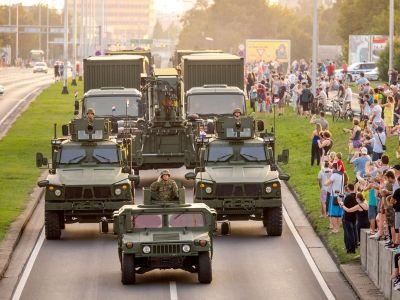 Dirljivo jedinstvo vojske i naroda