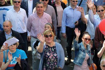 Supruga bivšeg premijera s istomišljenicima u borbi za zabranu prava na pobačaj