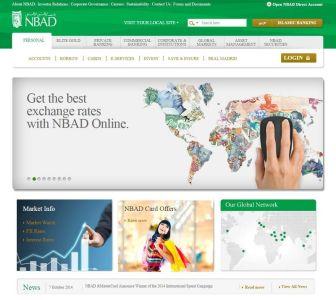 Internet stranica prave banke