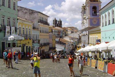 Salvador Bahia u Brazilu