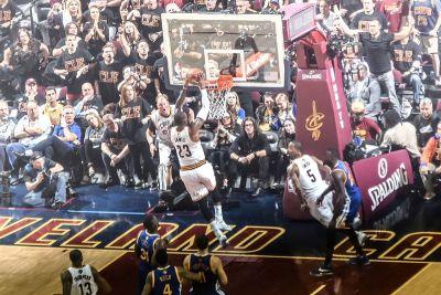 LeBron James briljirao je u finalnoj seriji