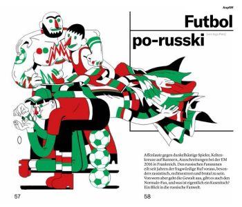 Njemački vodič daje detaljan pregled nogometa u Rusiji