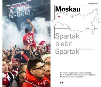 Veliko poglavlje dobila je ruska navijačka scena