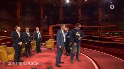 Höppner u emisiji Günthera Jaucha