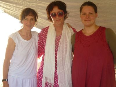 Terapeutski tim: Urlike, Silla i Melanie