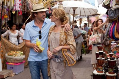 "Julia Roberts i Javier Bardem u filmu ""Eat, Pray, Love"""