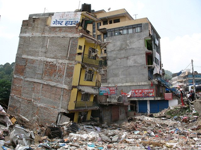 Mjesto za upoznavanje u Katmanduu u Nepalu